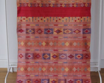 Laos Silk Wall Hanging