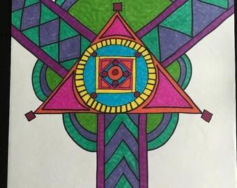 Pattern Art 4