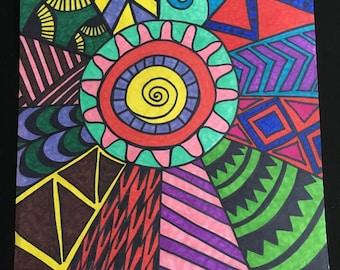Pattern Art 5