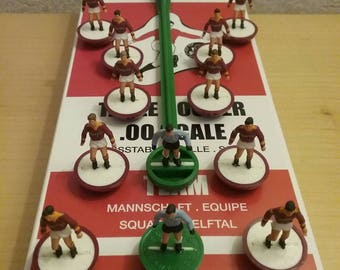 Subbuteo HW AS Roma 1981/82 Team