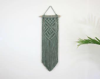 Macrame Wall Hanging // Small