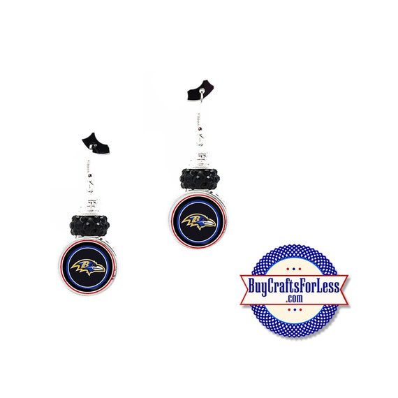 BALTIMORE Cabochon Earrings with Sparkle Beads! +FREE SHIiPPiNG & Discounts*