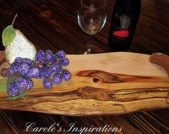 Arbutus Serving Tray
