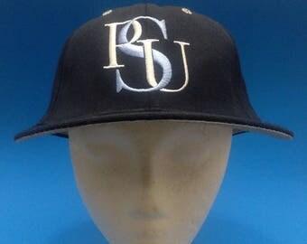 Vintage Penn State University Pro Model Fitted hat sz 7 3/8 1990s Baseball