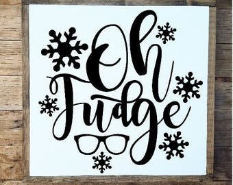 OH FUDGE TAGS printables from A Christmas Story Marci Coombs