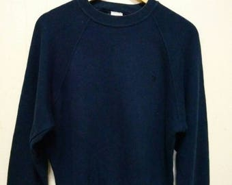 United Colors Of Benetton styled in Italy sweatshirt sweater jumper pullover small logo