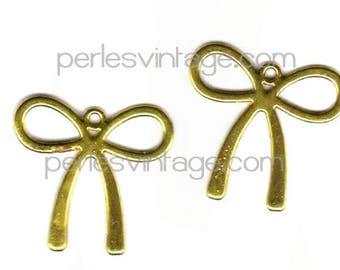GOLD tone knot Pendant 1