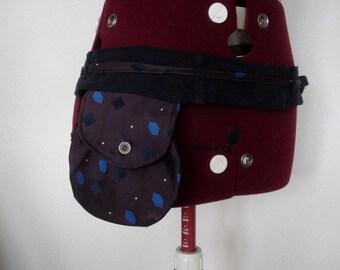 Tie Belt pouch