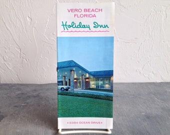 Vero Beach Florida Holiday Inn Brochure