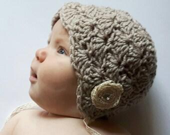 The Annabelle bonnet