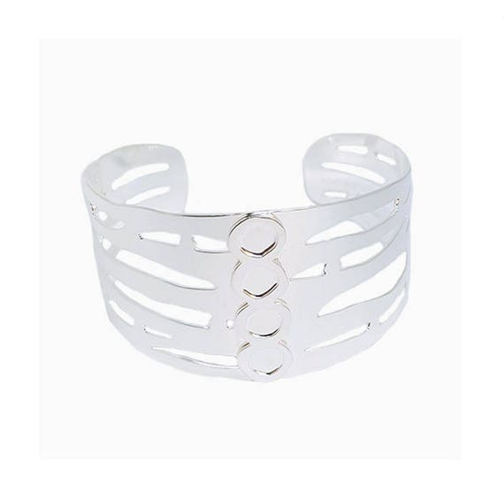 Bracelet A DAY IN Arles/Museum of Arles Antique silver finish