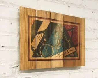 Reclaimed Wood Prints