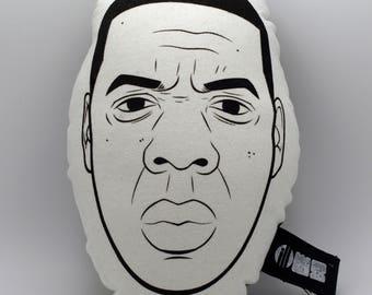 JAY Z -ILLOW-Hip Hop Throw pillow