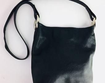 Vintage 90's LIBAIRE Leather Bag