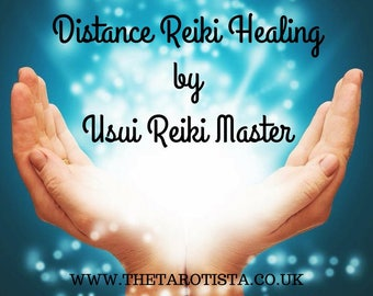 Distance Reiki Healing Taster session with Digital Email summary of Chakras and findings by Reiki Master