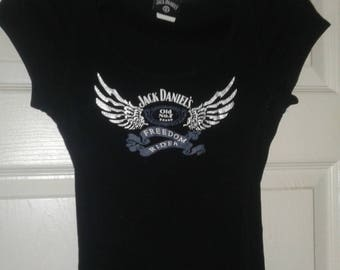 Size XL Jack Daniels Shirt~ Ships FAST and FREE!!