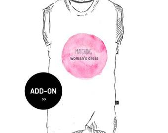 Add ons, Matching Dress, Women Dress