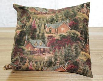 Spark's Cabin Decorative Pillow Set 16x16