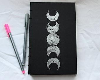 Moon Cycle Sketchbook