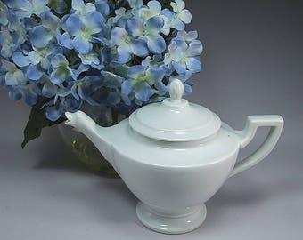 Teapot, White, Bird Spout, Tea Pot, Ceramic, Gift for Bird Watcher, Gift, Birthday Gift, Home Décor, Kitchen Decor, Gift for Mom