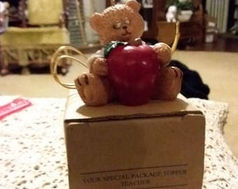 Avon Your Special Teacher package topper