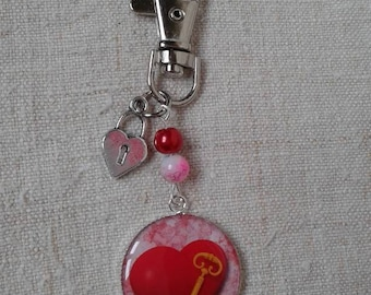 "Nice key ""key to my heart"""