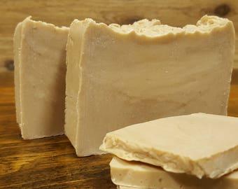 Pumpkin Caramel Latte (Goat Milk Soap 4+oz)