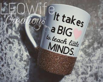 Mom/Teacher Christmas Gift Mug