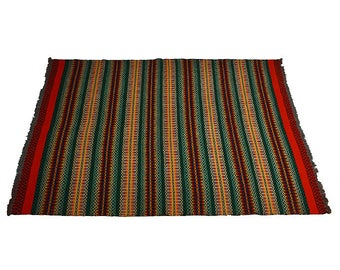 Original Russian Kilim-Semi Antique