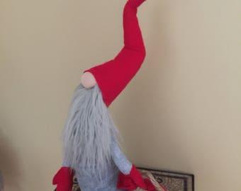 Handmade Santa Claus Gnome