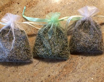 Awesome Organic Lavender Sachets