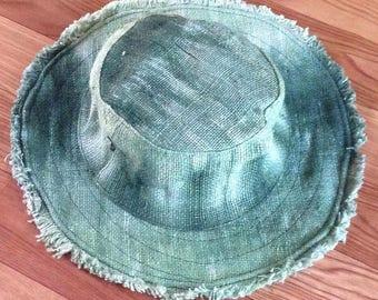 Bohemain Hemp Sun Hat