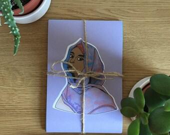 Illustration Print- Fashion Art Print- Fashion Illustration- Girl Bundle