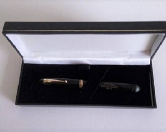 Swan 4660 larger sized fountain pen nib size 6