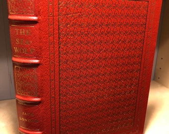 Easton Press Sea Wolf by Jack London 100 Greatest