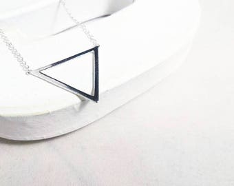 Geo necklace. Geo Necklace