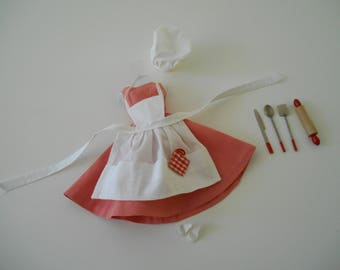 Vintage Barbie Q Ensemble 0962 (1959-1962)