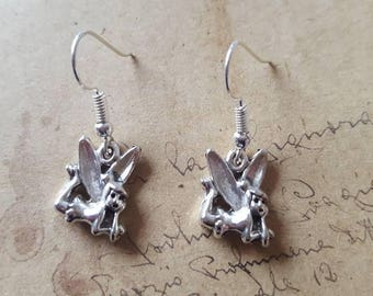 Elf Earrings No. 2 ~ Silver Colors ~