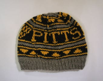 Pittsburgh Snug Fit Beanie
