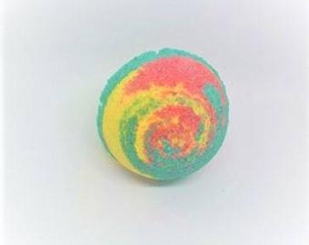 Tropical swirl - Bath bomb