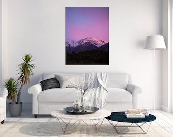 Digital photo // landscape Photo / wall art // Modern Decor //  instant download // photo download // sunset Photography // Sunset Print