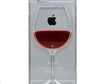Samsung Note 5  wine glass cell phone case cover