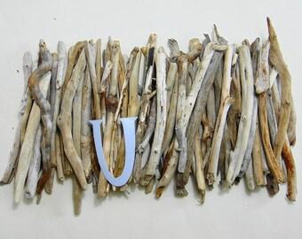 "Natural Freshwater Driftwood - 75 pieces 8""-10"" long - Lot U"