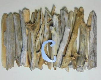 "Natural Freshwater Driftwood - 25 Medium pieces 10""-12"" long - Lot C"