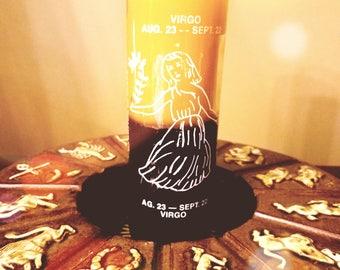 7 Day Zodiac Candle (Virgo)