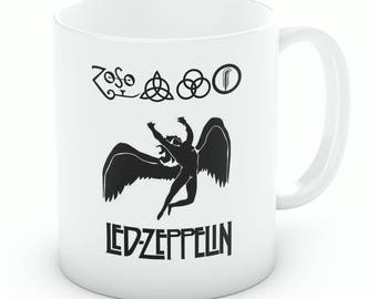 Led Zeppelin Mug (M222)