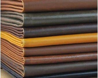 PU Faux Leather Fabric
