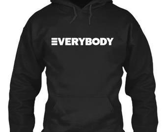 logic everybody hoodie
