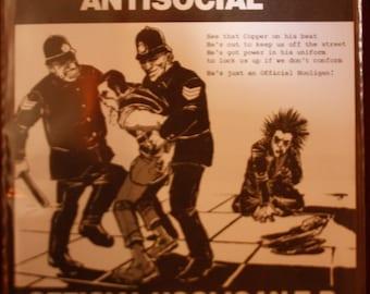 Antisocial - Official Hooligan