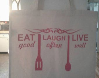 EZ Tote shopping, grocery bag